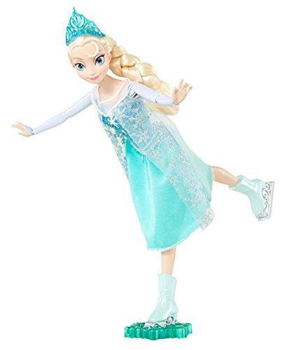 アナと雪の女王 アナ雪 ディズニープリンセス フローズン CMT84 【送料無料】Mattel Disney Frozen Skating Elsa Dollアナと雪の女王 アナ雪 ディズニープリンセス フローズン CMT84