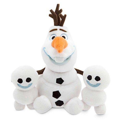 アナと雪の女王 アナ雪 ディズニープリンセス フローズン 【送料無料】Disney Olaf and Snowgies Plush Bundle - Mini Bean Bag - 8'' - Frozen Fever by Disney Frozenアナと雪の女王 アナ雪 ディズニープリンセス フローズン