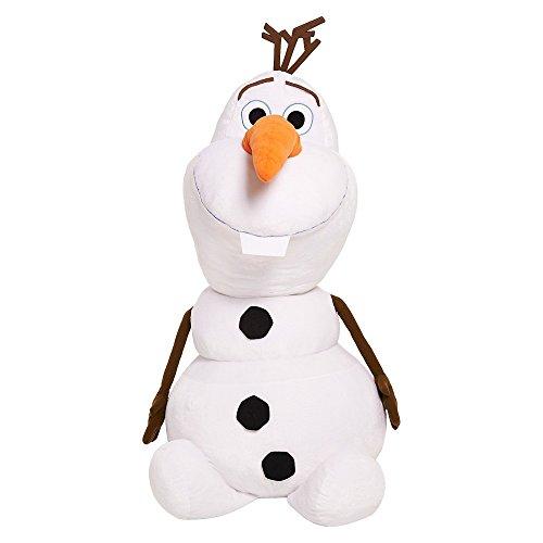 アナと雪の女王 アナ雪 ディズニープリンセス フローズン Disney Frozen Olaf Super Jumbo Plush 48