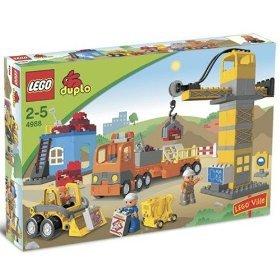 レゴ デュプロ 4497557 Lego Duplo Construction Site 4988レゴ デュプロ 4497557