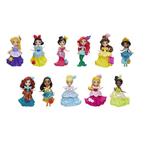 アラジン ジャスミン ディズニープリンセス 【送料無料】Disney Princess Little Kingdom Collection 11 princesses in all!アラジン ジャスミン ディズニープリンセス
