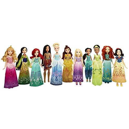 ディズニープリンセス B9912 Disney Princess Shimmering Dreams Collection Dollディズニープリンセス B9912