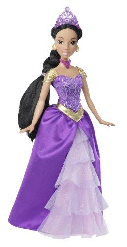 アラジン ジャスミン ディズニープリンセス T7206 Disney Princess Sparkling Princess Jasmine Doll - 2011アラジン ジャスミン ディズニープリンセス T7206