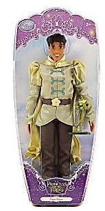 プリンセスと魔法のキス ティアナ プリンセスアンドザフロッグ ディズニープリンセス Disney The Princess and the Frog Exclusive 11 Inch Doll Prince Naveenプリンセスと魔法のキス ティアナ プリンセスアンドザフロッグ ディズニープリンセス