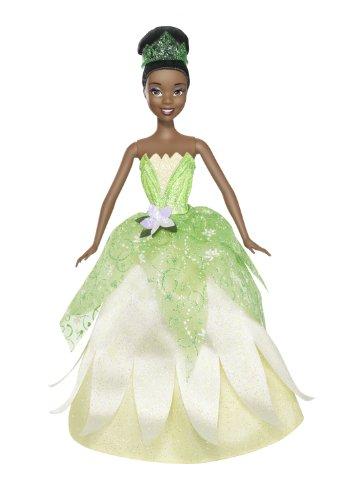 プリンセスと魔法のキス ティアナ プリンセスアンドザフロッグ ディズニープリンセス W1139 【送料無料】Disney Princess 2-In-1 Ballgown Surprise Tiana Dollプリンセスと魔法のキス ティアナ プリンセスアンドザフロッグ ディズニープリンセス W1139