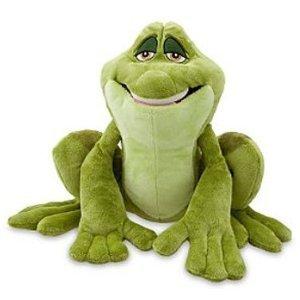 プリンセスと魔法のキス ティアナ プリンセスアンドザフロッグ ディズニープリンセス Disney The Princess and the Frog Prince Naveen as Frog Plush Toy -- 12''プリンセスと魔法のキス ティアナ プリンセスアンドザフロッグ ディズニープリンセス