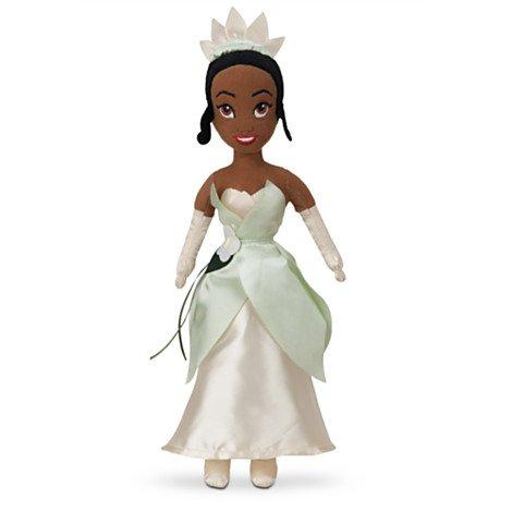 プリンセスと魔法のキス ティアナ プリンセスアンドザフロッグ ディズニープリンセス Disney Princess Tiana Plush Doll - Mini 12