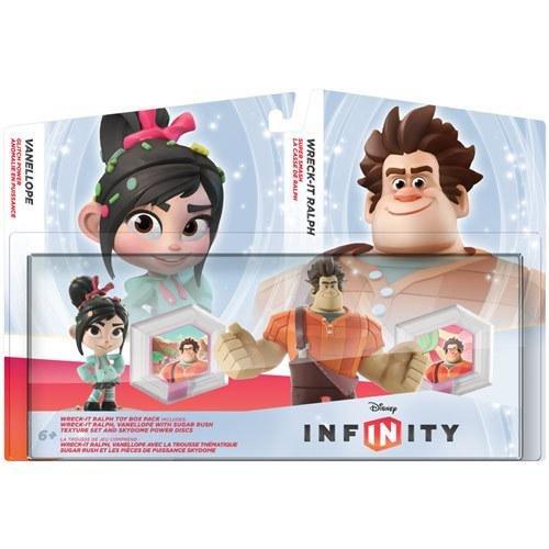 アナと雪の女王 アナ雪 ディズニープリンセス フローズン 712725024550 Disney INFINITY Wreck-It-Ralph Toy Box Packアナと雪の女王 アナ雪 ディズニープリンセス フローズン 712725024550