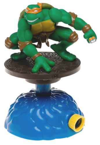 フロート プール 水遊び おもちゃ 3496F Teenage Mutant Ninja Turtles Sewer Pipe Sprinklerフロート プール 水遊び おもちゃ 3496F