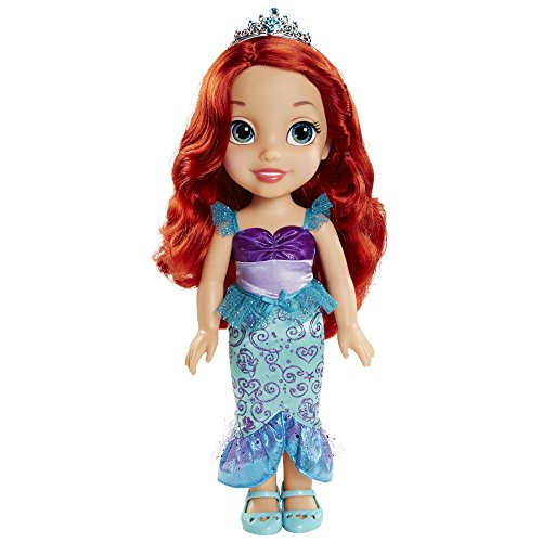 リトル・マーメイド アリエル ディズニープリンセス 人魚姫 99540 【送料無料】Disney Princess Ariel Toddler Dollリトル・マーメイド アリエル ディズニープリンセス 人魚姫 99540