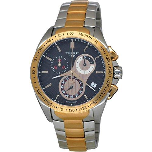 ティソ 腕時計 メンズ T0244172205100 Tissot Veloci-T Mens Watch T024.417.22.051.00ティソ 腕時計 メンズ T0244172205100