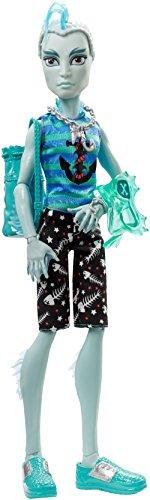 """モンスターハイ 人形 ドール DTV85 【送料無料】Monster High Shriekwrecked Shriek Mates Gillington """"gil"""