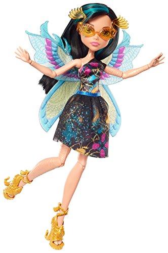 モンスターハイ 人形 ドール FCV54 【送料無料】Monster High Garden Ghouls Wings Cleo De Nile Dollモンスターハイ 人形 ドール FCV54