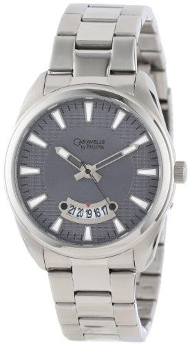 ブローバ 腕時計 メンズ 43B126 Caravelle by Bulova Men's 43B126 Round Bracelet Watchブローバ 腕時計 メンズ 43B126