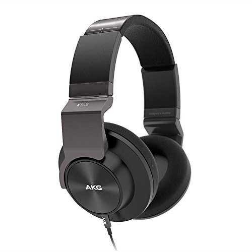 海外輸入ヘッドホン ヘッドフォン イヤホン 海外 輸入 K545 BLK AKG K545 BLK Studio-Quality, Closed-Back, Over the Ear Headphones (Black)海外輸入ヘッドホン ヘッドフォン イヤホン 海外 輸入 K545 BLK