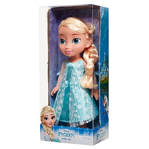 アナと雪の女王 アナ雪 ディズニープリンセス フローズン 【送料無料】Disney 039897989211 Frozen Elsa Toddler Doll, Blueアナと雪の女王 アナ雪 ディズニープリンセス フローズン