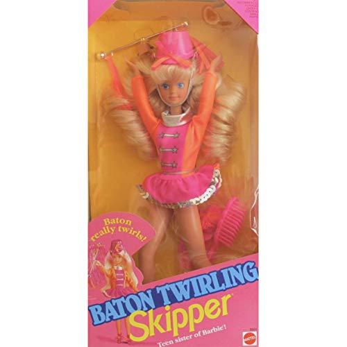 バービー バービー人形 チェルシー スキッパー ステイシー 3931 【送料無料】Baton Twirling Skipper, Blonde/Blue Eyedバービー バービー人形 チェルシー スキッパー ステイシー 3931