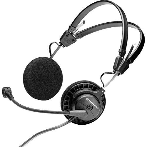 海外輸入ヘッドホン ヘッドフォン イヤホン 海外 輸入 HMD46-3-6 Sennheiser HMD 46-3-6 Lightweight Dual-Ear Open Boomset for Air Traffic Control with ActiveGard海外輸入ヘッドホン ヘッドフォン イヤホン 海外 輸入 HMD46-3-6