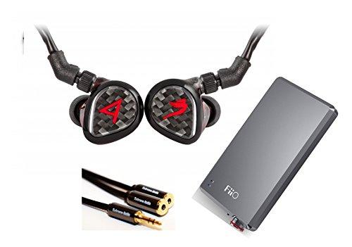 海外輸入ヘッドホン ヘッドフォン イヤホン 海外 輸入 Astell&Kern Angie Special Edition by JH Audio 8 Driver In-Ear Monitor (IEM) with FiiO A5 (E12 2016 version) Portable Headphone Amp海外輸入ヘッドホン ヘッドフォン イヤホン 海外 輸入
