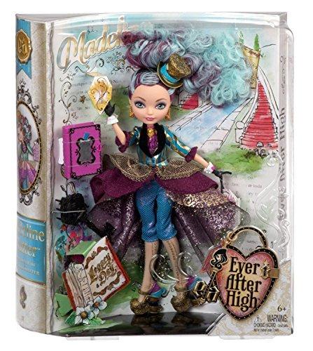 エバーアフターハイ 人形 ドール Ever After High - Madeline Hatter Legacy Day Series 2 Doll by Ever After Highエバーアフターハイ 人形 ドール