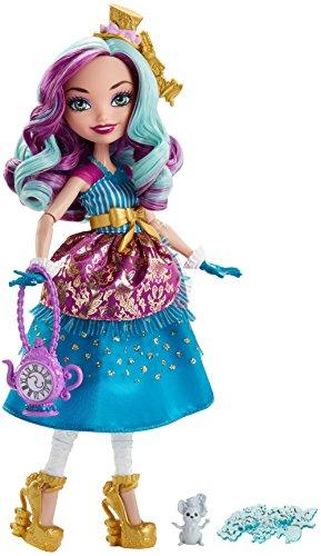 エバーアフターハイ 人形 ドール DVJ19 【送料無料】Ever After High Powerful Princess Tribe Madeline Dollエバーアフターハイ 人形 ドール DVJ19