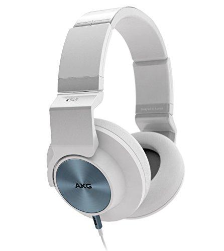 海外輸入ヘッドホン ヘッドフォン イヤホン 海外 輸入 K545 WHT AKG K545 WHT Studio-Quality, Closed-Back, Over the Ear Headphones (White)海外輸入ヘッドホン ヘッドフォン イヤホン 海外 輸入 K545 WHT