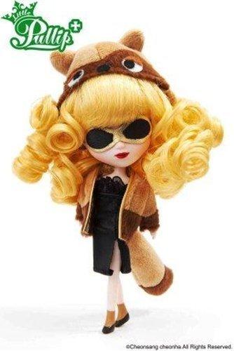 プーリップドール 人形 ドール LP-420 【送料無料】Pullip Little Pullip Madame Raccoon Dollプーリップドール 人形 ドール LP-420