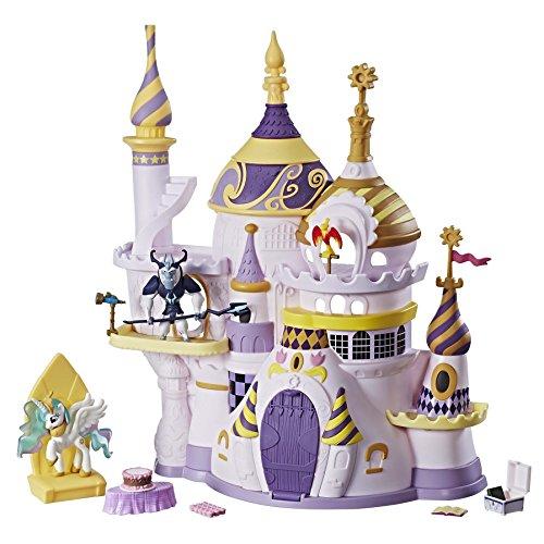 マイリトルポニー ハズブロ hasbro、おしゃれなポニー かわいいポニー ゆめかわいい C0686 My Little Pony Friendship is Magic Collection Canterlot Castle Playsetマイリトルポニー ハズブロ hasbro、おしゃれなポニー かわいいポニー ゆめかわいい C0686