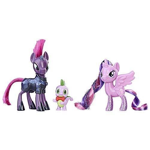 マイリトルポニー ハズブロ hasbro、おしゃれなポニー かわいいポニー ゆめかわいい My Little Pony The Movie Festival Foes Pack (Amazon Exclusive)マイリトルポニー ハズブロ hasbro、おしゃれなポニー かわいいポニー ゆめかわいい
