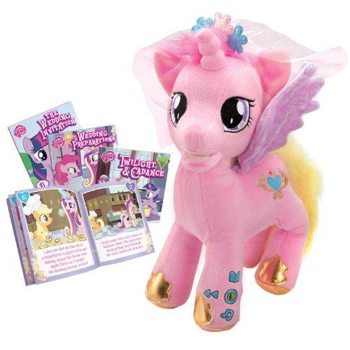 Plushマイリトルポニー hasbro、おしゃれなポニー Storyteller ゆめかわいい かわいいポニー My Pony Animated マイリトルポニー Princess hasbro、おしゃれなポニー Cadance ML-363 ゆめかわいい Little ハズブロ ハズブロ かわいいポニー ML-363