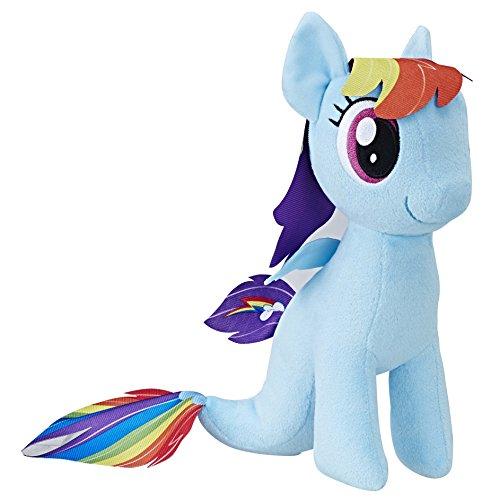 マイリトルポニー ハズブロ hasbro、おしゃれなポニー かわいいポニー ゆめかわいい C2705 【送料無料】My Little Pony The Movie Rainbow Dash Sea-Pony Soft Plushマイリトルポニー ハズブロ hasbro、おしゃれなポニー かわいいポニー ゆめかわいい C2705
