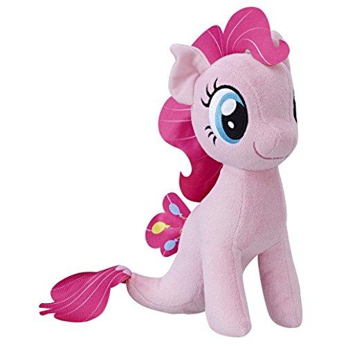 マイリトルポニー ハズブロ hasbro、おしゃれなポニー かわいいポニー ゆめかわいい C2706 【送料無料】My Little Pony The Movie Pinkie Pie Sea-Pony Soft Plushマイリトルポニー ハズブロ hasbro、おしゃれなポニー かわいいポニー ゆめかわいい C2706