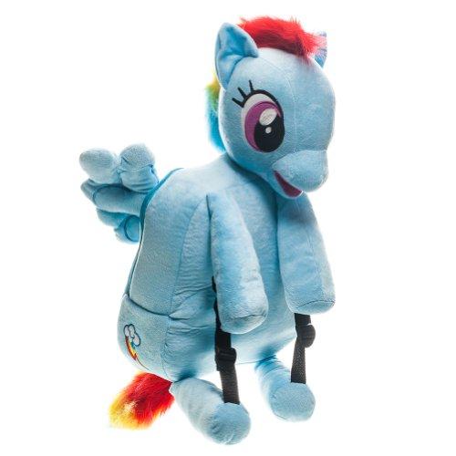 マイリトルポニー ハズブロ hasbro、おしゃれなポニー かわいいポニー ゆめかわいい 【送料無料】My Little Pony Jumbo Rainbow Dash Backpackマイリトルポニー ハズブロ hasbro、おしゃれなポニー かわいいポニー ゆめかわいい