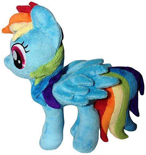 マイリトルポニー ハズブロ hasbro、おしゃれなポニー かわいいポニー ゆめかわいい MLP-5 4th Dimension My Little Pony Rainbow Dash 12