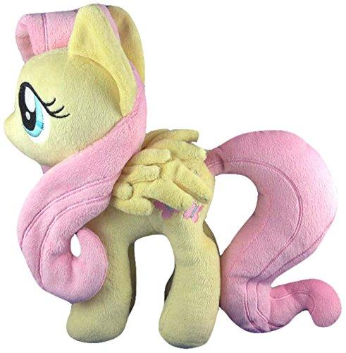 マイリトルポニー ハズブロ hasbro、おしゃれなポニー かわいいポニー ゆめかわいい MLP-4 【送料無料】4th Dimension My Little Pony Fluttershy 12