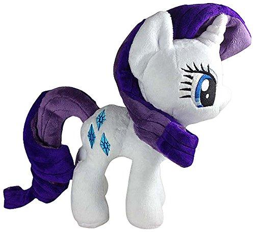 """マイリトルポニー ハズブロ hasbro、おしゃれなポニー かわいいポニー ゆめかわいい MLP-2 4th Dimension My Little Pony Rarity 12"""" Plushマイリトルポニー ハズブロ hasbro、おしゃれなポニー かわいいポニー ゆめかわいい MLP-2"""