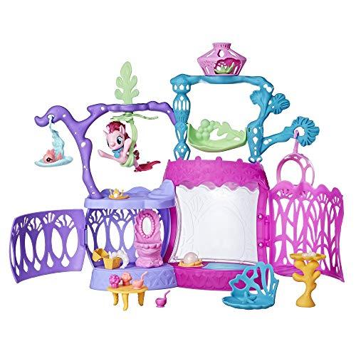 マイリトルポニー ハズブロ hasbro、おしゃれなポニー かわいいポニー ゆめかわいい C1058 My Little Pony: The Movie Seashell Lagoon Playsetマイリトルポニー ハズブロ hasbro、おしゃれなポニー かわいいポニー ゆめかわいい C1058