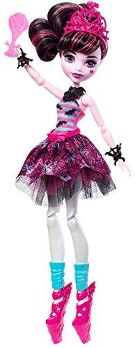 モンスターハイ 人形 ドール FKP61 【送料無料】Monster High Ballerina Ghouls Draculaura Dollモンスターハイ 人形 ドール FKP61