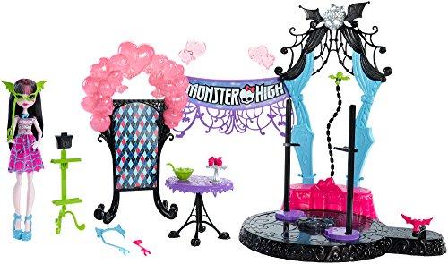 モンスターハイ 人形 ドール DNX68 Monster High Welcome to Monster High Dance The Fright Away Playsetモンスターハイ 人形 ドール DNX68