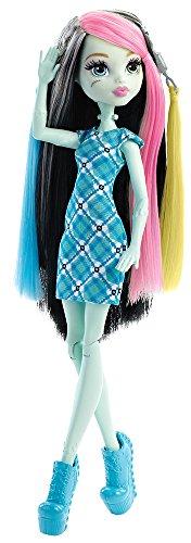 モンスターハイ 人形 ドール DNX36 【送料無料】Monster High Voltageous Hair Frankie Stein Dollモンスターハイ 人形 ドール DNX36