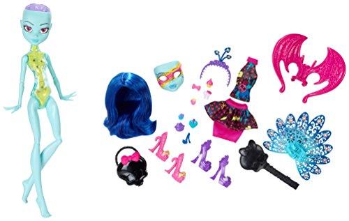 モンスターハイ 人形 ドール CBL21 【送料無料】Monster High Inner Monster Spooky Sweet 'n Frightfully Fierce Dollモンスターハイ 人形 ドール CBL21
