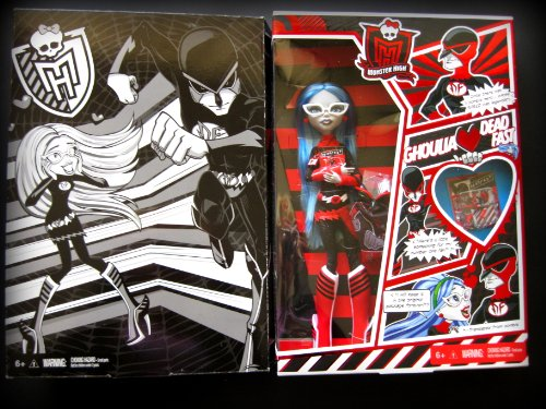 モンスターハイ 人形 ドール 【送料無料】2011 San Diego Comic Con, Comic Con International (SDCC 2011) Exclusive Monster High Ghoulia Yelps with Dead Fastモンスターハイ 人形 ドール
