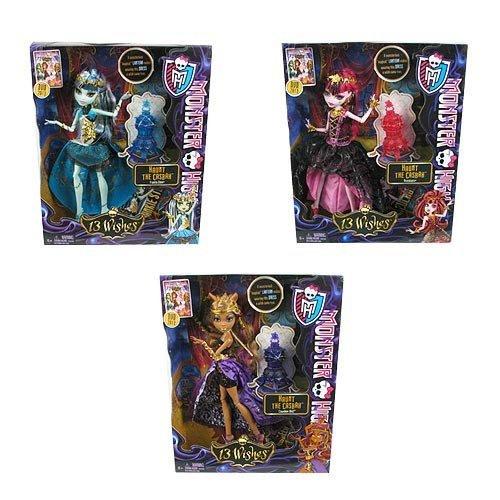 モンスターハイ 人形 ドール Monster High 13 Wishes Haunt the Casbah Doll Wave 1 Case by Mattelモンスターハイ 人形 ドール