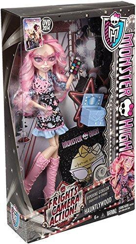 モンスターハイ 人形 ドール Import Monster High doll Doll Monster High Frights Camera Action! Viperine Gorgon Doll [parallel import goods]モンスターハイ 人形 ドール