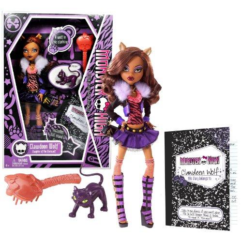 モンスターハイ 人形 ドール N5947 Mattel Year 2009 Monster High