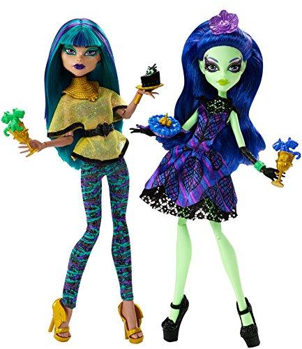 モンスターハイ 人形 ドール DMD73 Monster High Scream & Sugar Doll (2 Pack)モンスターハイ 人形 ドール DMD73