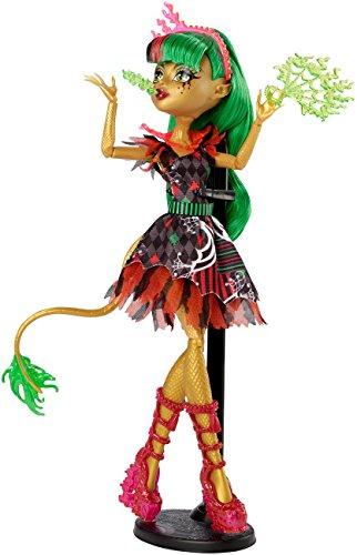 モンスターハイ 人形 ドール CHX96 【送料無料】Monster High Freak du Chic Jinafire Long Dollモンスターハイ 人形 ドール CHX96