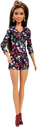 バービー バービー人形 ファッショニスタ FJF38 【送料無料】Barbie Fashionistas Doll Rosey Romperバービー バービー人形 ファッショニスタ FJF38