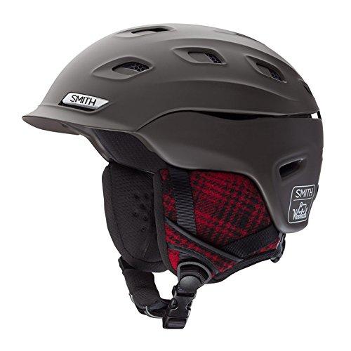 スノーボード ウィンタースポーツ 海外モデル ヨーロッパモデル アメリカモデル Smith Smith Optics Vantage Adult Snocross Snowmobile Helmet - Matte Root Woolrich/Smallスノーボード ウィンタースポーツ 海外モデル ヨーロッパモデル アメリカモデル Smith