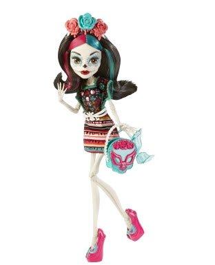 モンスターハイ 人形 ドール Monster High Skelita Calaveras Dollモンスターハイ 人形 ドール